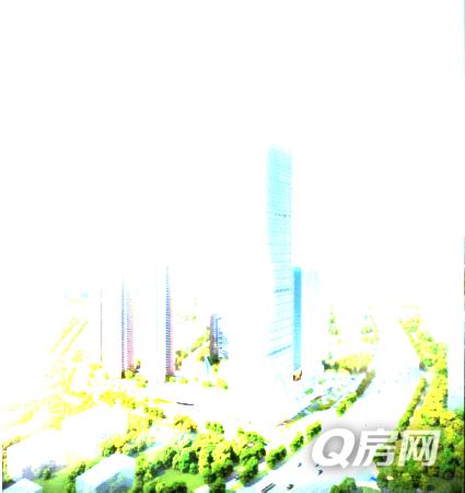 一线海景超甲级写字楼.京基滨河时代大厦整层!