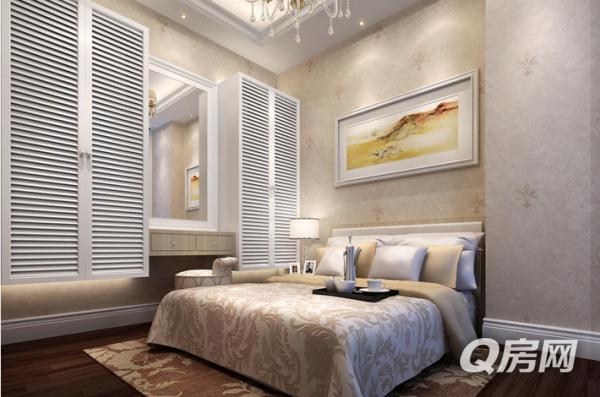 背景墙 房间 家居 起居室 设计 卧室 卧室装修 现代 装修 600_397