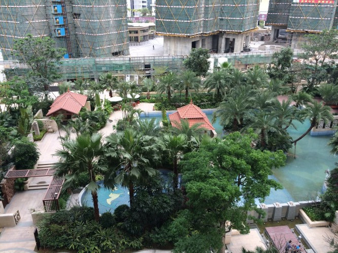 小区地址:深圳市南山区后海滨路图片