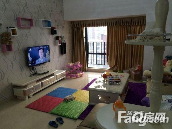 广福花园 精装修,3室2厅,90m_q房网